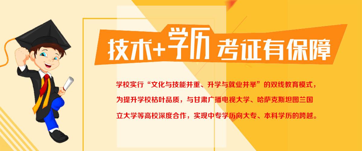 甘肃秦陇技工学校